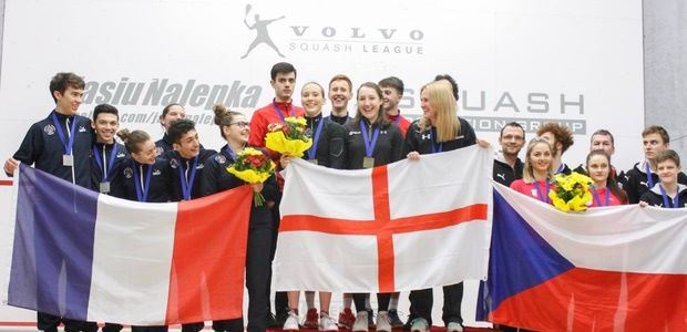England retained their European Junior Team Championship title for the ninth year in a row!