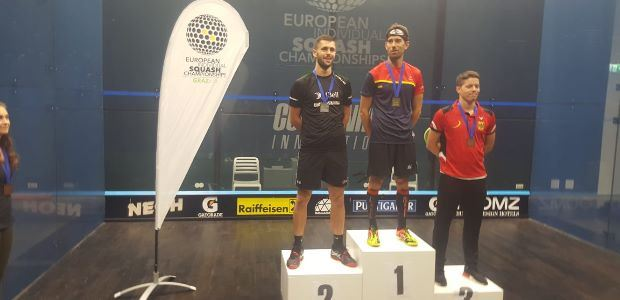 European Individual Closed Championships 2018 - Results